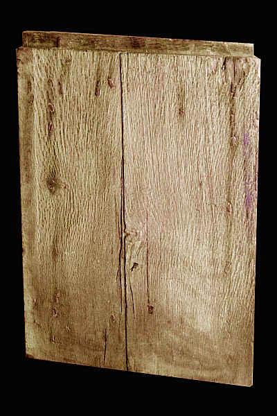 7) Antina antica nella vista posteriore