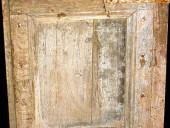7) Antina antica in rovere(quercia) lato interno