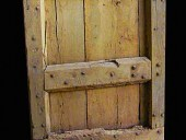 5) Antica anta in rovere