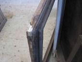 Ricostruzione parti in legno