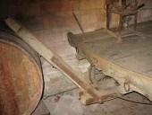 2)L'Altro carro agricolo antico in pefetto stato di conservazione