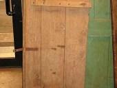 Lato posteriore prima della trasformazione in porta antica