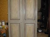 1)Porta antica laccata