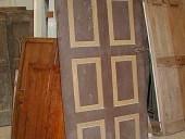 Porte antiche laccate molto originali
