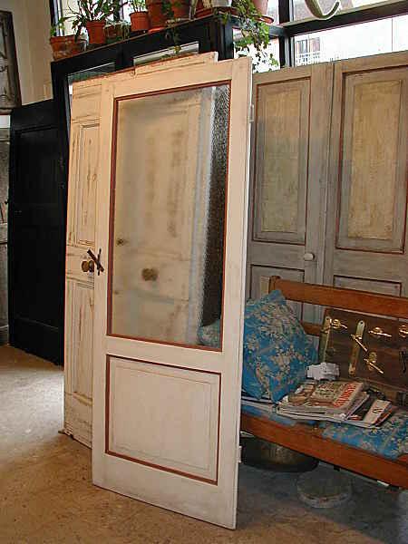 Vecchia porta a giorno restaurata e trasformata portantica - La vecchia porta ...