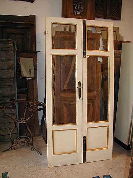 News articoli curiosit porte portoni antichi portantica - Porte color avorio ...