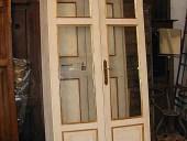 Porta antica laccata restaurata