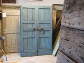 Vista interna porta laccata