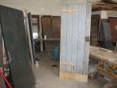 La porta vecchia allungata