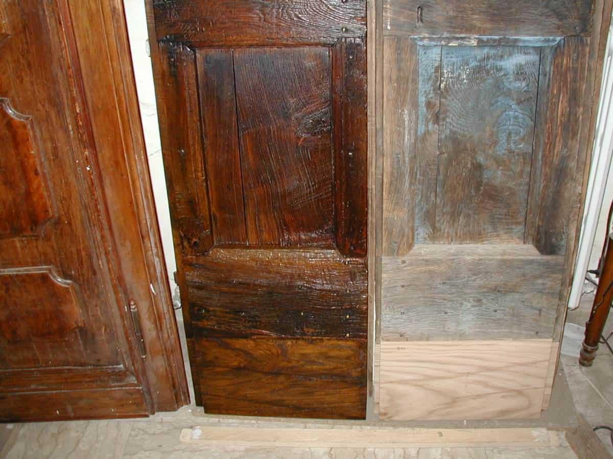 Come Ripristinare Una Porta In Legno.Consigli Per Porte E Portoni Vecchi E Antichi Portantica