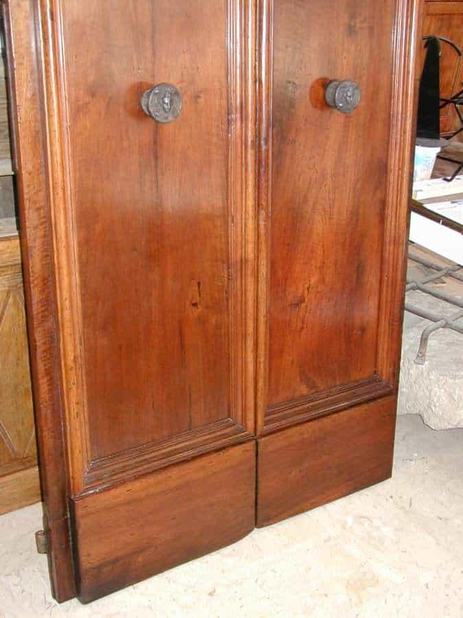 Porta o portone antico del 39 600 restaurato portantica for Porte interne antiche