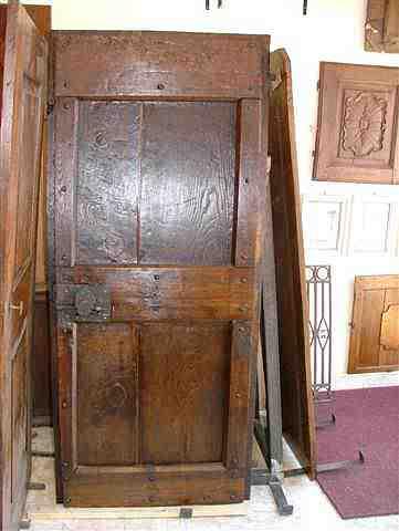 Porta antica rustica tipica di case di campagna portantica for Porte antiche prezzi