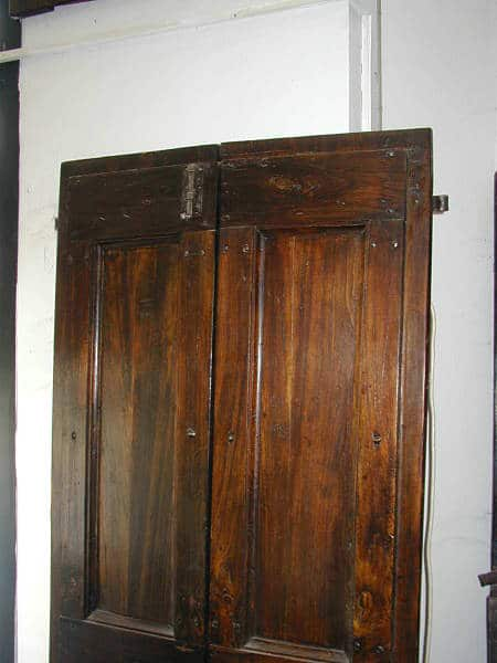 Piccola Porta Antica Rustica Restaurata Portantica