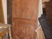 Lato interno porta vecchia.