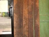 Porta del '700 prima del restauro