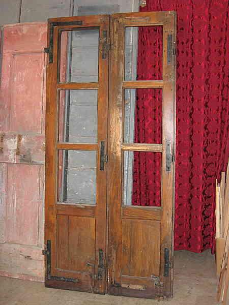7cf49ae41db2 Valentina e Daniele che stanno ristrutturando Porta antica scorrevole a  giorno per interno moderno la loro casa ...