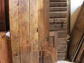 Porta antica scorrevole