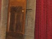 Il portoncino antico restaurato