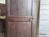 Quattro porte antiche  di casa di campagna