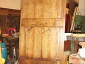 Porta antica rustica completata