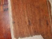 Risultanza di ispezione del legno