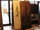 Materica porta antica fatta a mano restaurata
