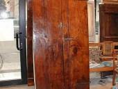 Portoncino antico restaurato vista posteriore