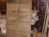 1) Portone antico precedente restaurato.