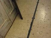 11) Guida per montaggio del portone antico come scorrevole