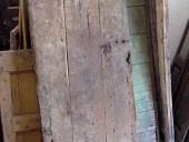 12) Porta antica lato posteriore