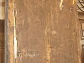 Rappezzi, rifacimenti, reintegri in legno al posto delle stuccature