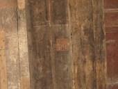 Portoncino antico rustico ,lato posteriore