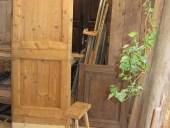Vista interna porta vecchia