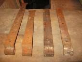 Piane(bandelle) di portoni antichi