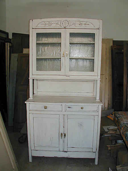 Porte interne shabby chic come scegliere le porte una - Restauro mobili genova ...