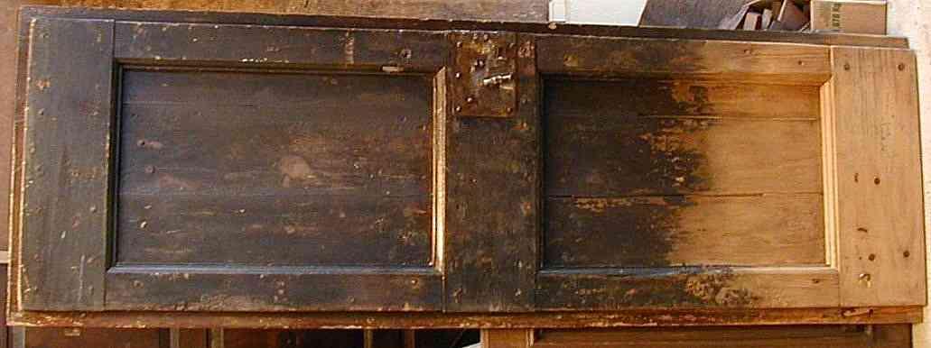 Porta o testiera da letto di tendenza portantica - La vecchia porta ...