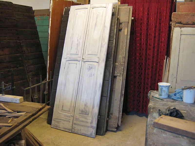 L'Altra porta shabbata color lavanda