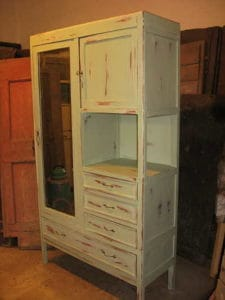 armadio in shabby